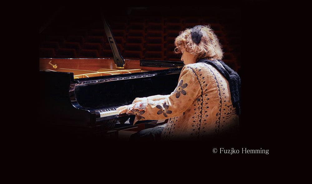 <font color=orange>【優待価格】</font>フジコ・ヘミング ピアノ ソロ・コンサート