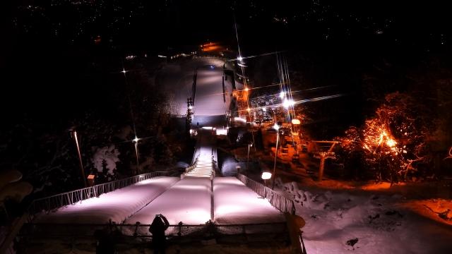 スキージャンプ競技大会