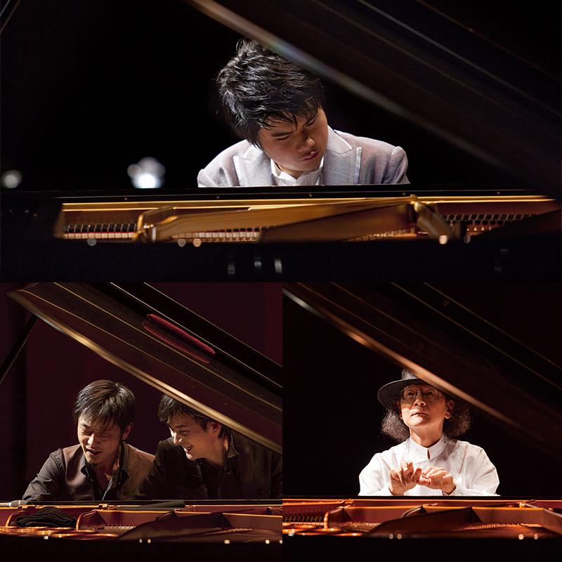 THE SUPER SOLOISTS SPECIAL レ・フレール 辻井伸行 加古隆 THE PIANIST!オーケストラ・コンサート
