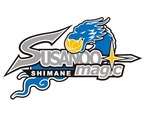 スポーツ バスケットボール 島根スサノオマジック (Bリーグ)