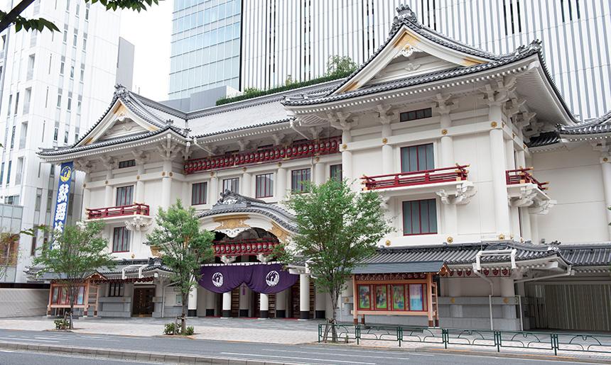 演劇 常設 会場 歌舞伎座