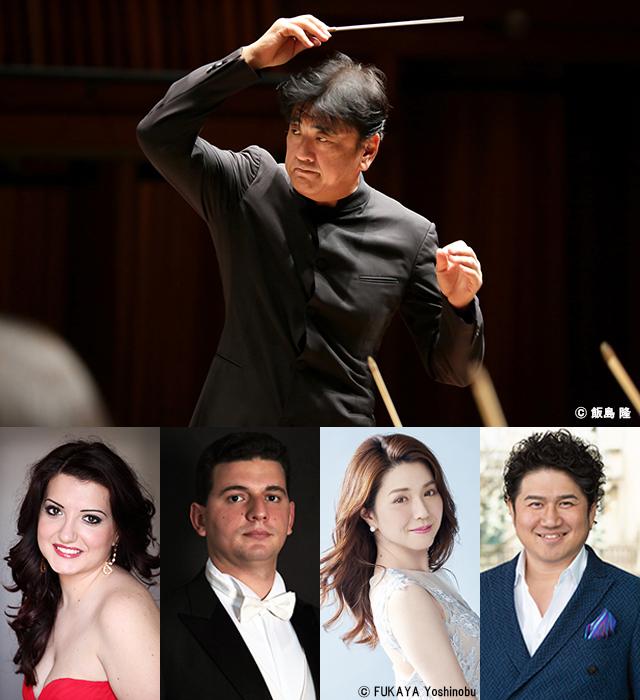 佐渡裕芸術監督プロデュースオペラ2020 歌劇「ラ・ボエーム」
