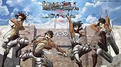 進撃の巨人 attack on titan in JOYPOLIS- Season 3 -