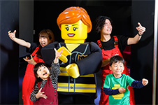 レゴ®シティ 消防訓練!