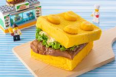 レゴ®テリヤキチキンバーガーセット