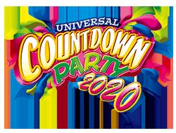 ユニバーサル・カウントダウン・パーティ 2020