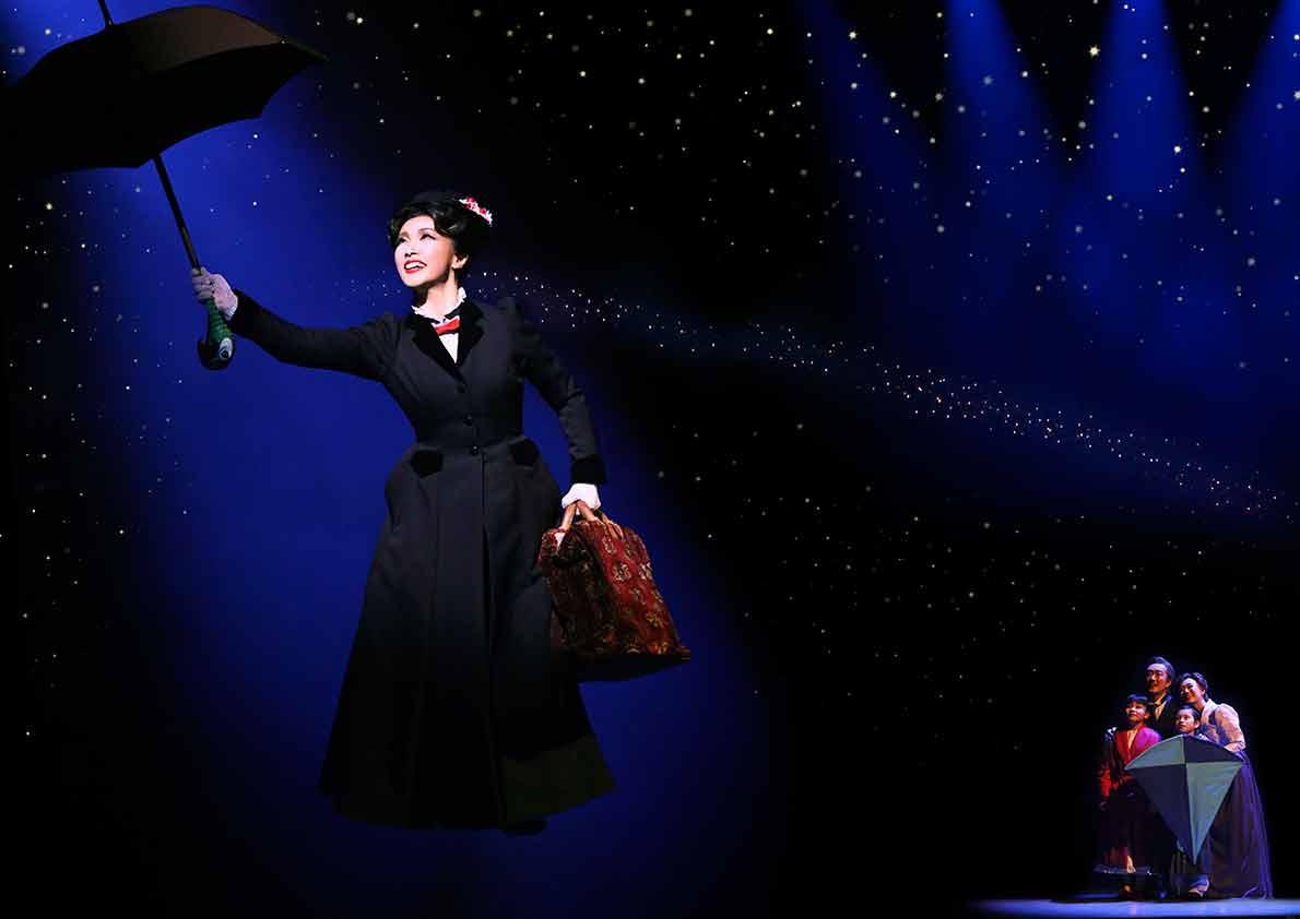 メリー・ポピンズ舞台写真6