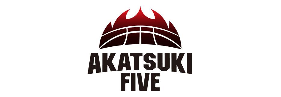 AKATSUKI FIVE×ローソンコラボ店