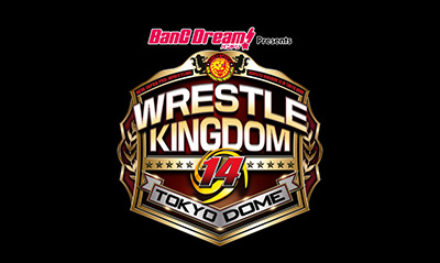 WRESTLE KINGDOM 14 in 東京ドーム